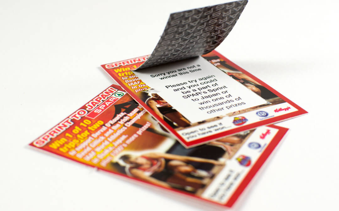 Scratch Card Project: Reveal