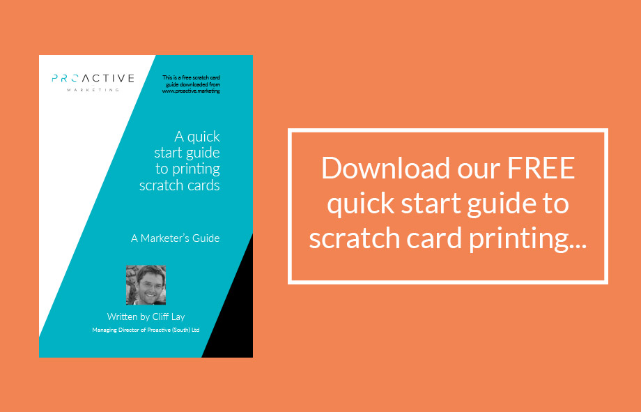 Download: The ultimate promotional scratch card guide