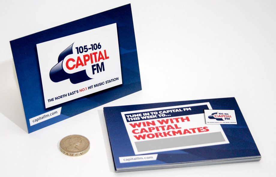 Capital FM Scratch Card Promotions