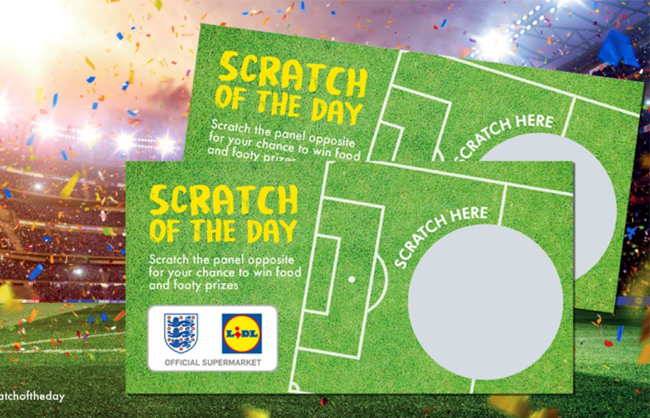 Lidl Scratch Card Promotions