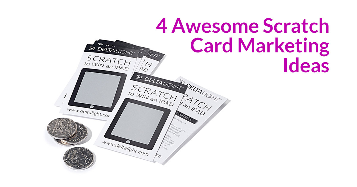 4 awesome scratch card marketing ideas for your next campaign