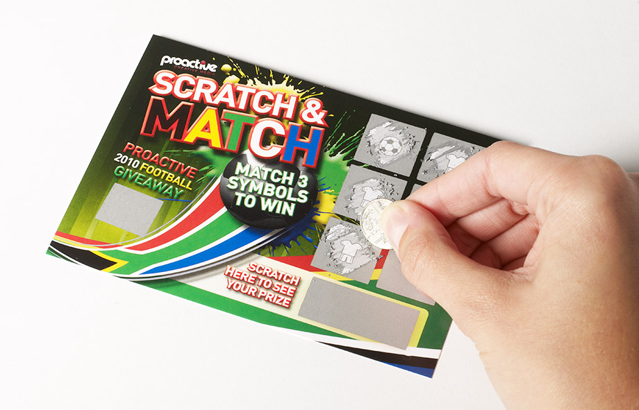 How scratch card promotions can excite and engage your customers