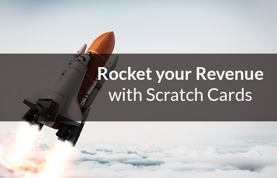 How to use scratch card marketing to rocket your revenue
